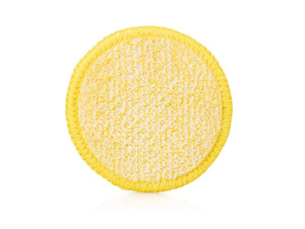 JEMAKO® DuoPad mini Ø 9,5 cm, gelbe Faser, Set à 20 Stück