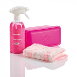 JEMAKO® Spülbutler, pink mit Ersatzkopf, hart online kaufen auf JEMAKO Shop - TopClean24.de