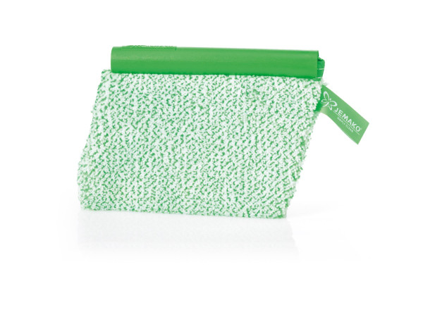 JEMAKO® Scraper schräg 15 cm, grüne Faser