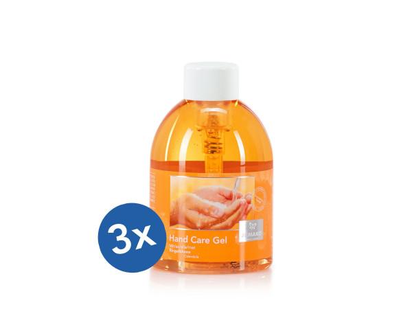 JEMAKO® Hand Care Gel, 3er-Nachkauf-Set