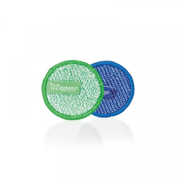 JEMAKO® DuoPad mini, grün + blau