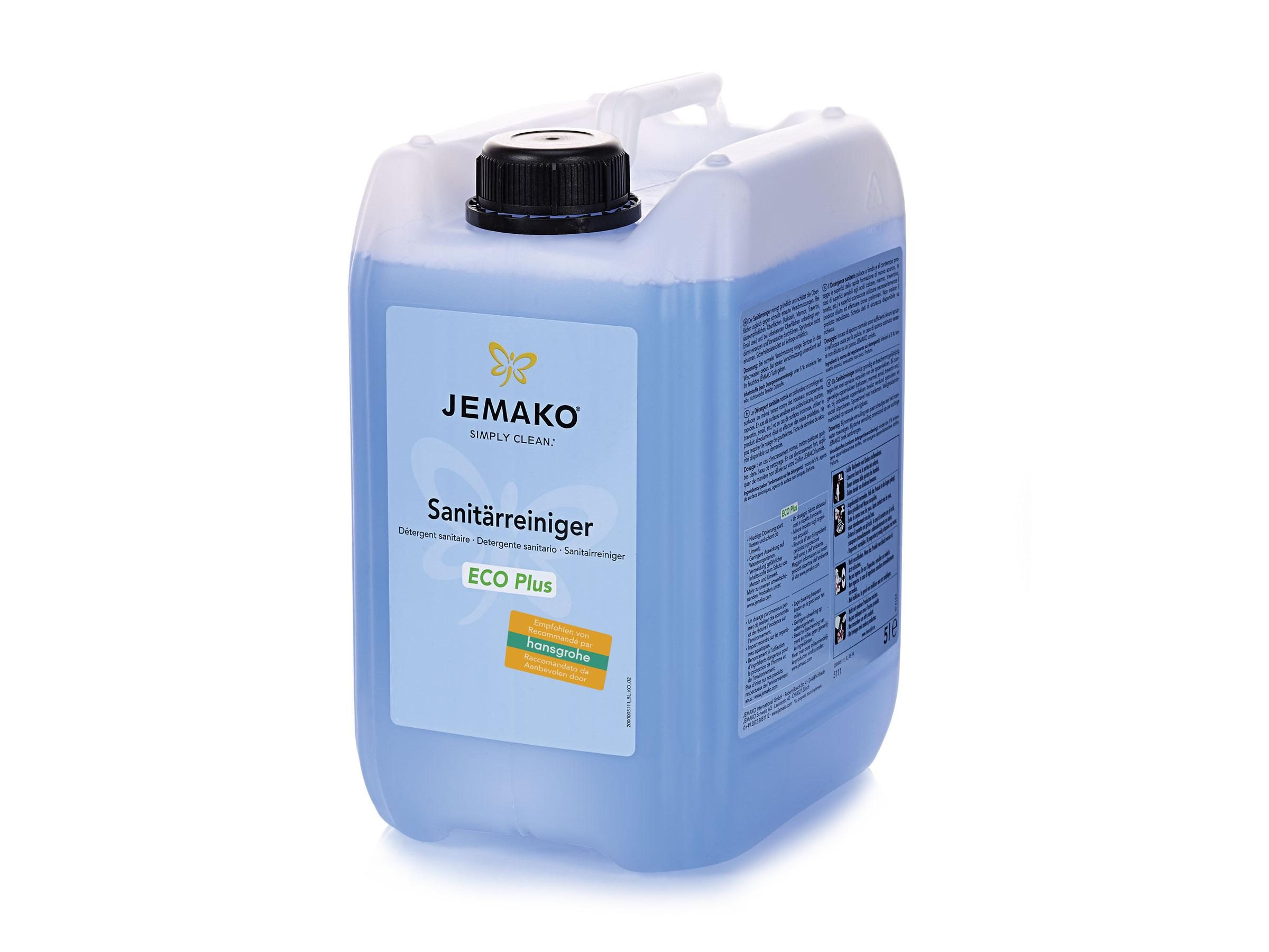 JEMAKO® Sanitärreiniger Kanister online kaufen bei TOPCLEAN24!
