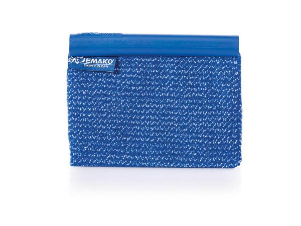 JEMAKO® Scraper 15 cm, blaue Faser