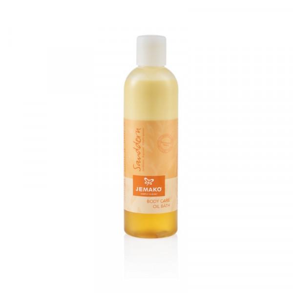 JEMAKO® Body Care Oil Bath Sanddorn