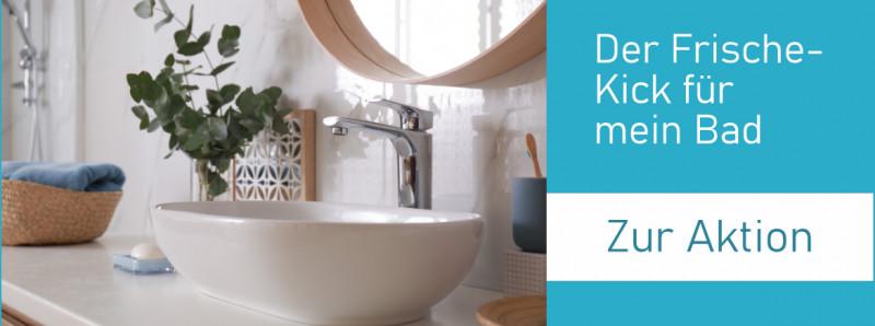 JEMAKO Aktion: Der Frische-Kick für mein Bad