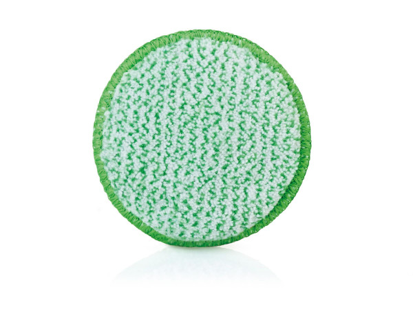 JEMAKO® DuoPad mini Ø 9,5 cm, grüne Faser, Set à 20 Stück