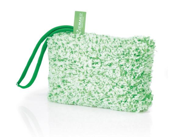JEMAKO® Reinigungsschwamm Langflor 12 x 18 cm, grüne Faser